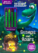 The Good Dinosaur Stomps And Roars - Parragon