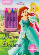 Princess Dances & Dreams - Parragon