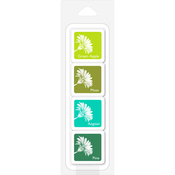 Rain Forest - Hero Arts Bold Ink Cubes