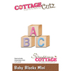 "Baby Blocks Mini 1.2""X.9"" - Cottagecutz Die"