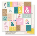 Serious Fun Paper - Good Vibes - Crate Paper - PRE ORDER