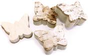 Butterflies - Bark Shapes 4/Pkg