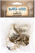 Birds - Bark Shapes 4/Pkg