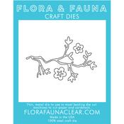 Cherry Branch - Flora & Fauna Dies