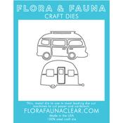Bus & Camper - Flora & Fauna Dies