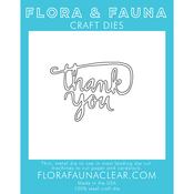 Thank You -Script - Flora & Fauna Dies