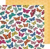 Social Butterfly Paper -  All The Good Things - Vicki Boutin