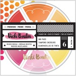 Warm Tones Color Wheel Ink Pads - Vicki Boutin