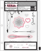 Stamps & Die Set 1 - Vicki Boutin
