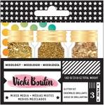 Gold Glitter Mixology - Vicki Boutin