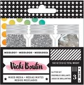 Silver Glitter Mixology - Vicki Boutin