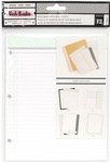 Printed Refill Papers - Vicki Boulin