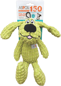 Green - ASPCA Pixel Pup Dog Toy