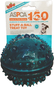Blue - ASPCA Stuff-A-Ball Treat Dog Toy