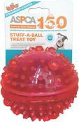 Pink - ASPCA Stuff-A-Ball Treat Dog Toy