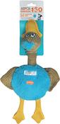 Blue - ASPCA Flat Quacks Dog Toy