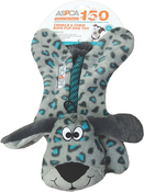 Blue - ASPCA Crinkle & Chew Rope Pup Dog Toy