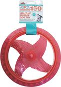 Pink - ASPCA Light-Up Frisbee Dog Toy