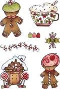 Candy Land - Elizabeth Crafts Clear Stamps
