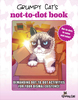Grumpy Cat's Not-To-Dot Book - Racehorse Publishing One of the internet's most popular memes and most famous felines is back! With this book, connect the dots to form the outline of Grumpy Cat's grumpy face, body, fur and more. Once you've formed these intricate illustrations, you can fill the images of this cranky little kitty with your favorite colors. Author: Diego Jourdan Pereira. Softcover, 40 pages. Published Year: 2017. ISBN 978-1-63158-208-0. Made in USA.