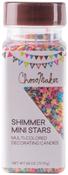 Stars - ChocoMaker(R) Shimmer Beads 2.6oz