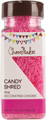 Pink - ChocoMaker(R) Candy Shred .375oz