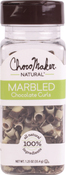 ChocoMaker(R) Natural Marbled Chocolate Curls 1.25oz