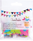 Butterflies - ChocoMaker(R) Edible Wafer Candy Cut Outs