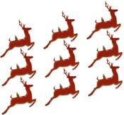 Prancing Deer - Eyelet Outlet Shape Brads 12/Pkg