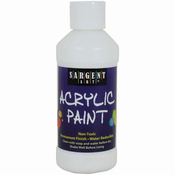 White - Acrylic Paint 8oz