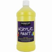 Yellow - Acrylic Paint 32oz