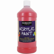 Red - Acrylic Paint 32oz