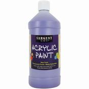 Violet - Acrylic Paint 32oz