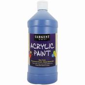 Ultramarine Blue - Acrylic Paint 32oz