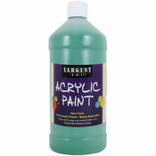 Spectral Green - Acrylic Paint 32oz