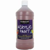 Brown - Acrylic Paint 32oz
