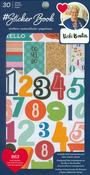 Vicki Boutin Sticker Book - American Crafts
