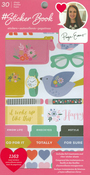 Paige Evans Sticker Book - American Crafts