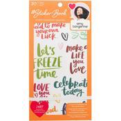 Amy Tangerine Sticker Book - American Crafts