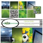 Soccer Paper Collection Kit - Reminisce