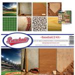 Baseball Paper Collection Kit - Reminisce - PRE ORDER