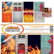 Firefighter Collection Kit - Reminisce