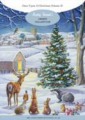 Vol.2 Once Upon A Christmas - Audrey Tarrant A4 Insert Collection