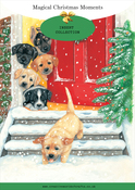 Magical Christmas Moments 20 Designs/2ea - Creative World Of Crafts A4 Insert Collection 40/Pkg