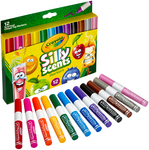 Crayola Silly Scents Wedge Tip Washable Markers