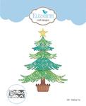 Christmas Tree - Elizabeth Craft Metal Die