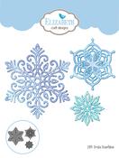 Snowflakes - Elizabeth Craft Metal Die