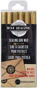 Gold - Sealing Wax Gun Sticks 6/Pkg