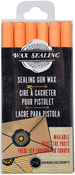 Peach - Sealing Wax Gun Sticks 6/Pkg