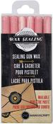 Pink - Sealing Gun Wax Sticks 6/Pkg